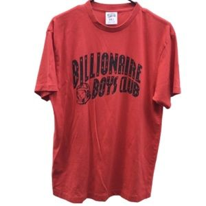 Billionaire Boys Club Flagship Exclusive Tee Red L